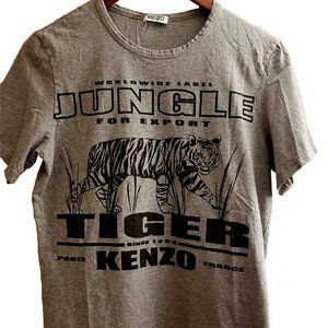 Kenzo SS13 Jungle For Export Tee